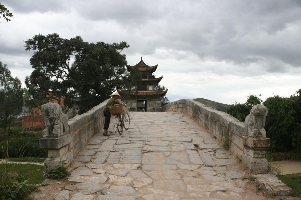 Trung Quốc quận Jianshui - Shuanglong Qiao - Cầu rồng đôi | © Anja Disseldorp / Flickr