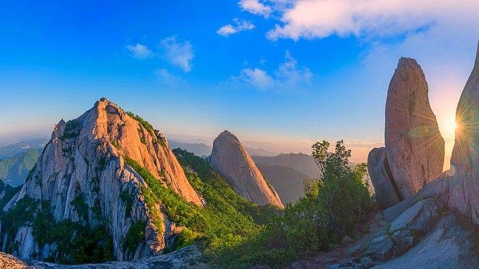 Bukhansan-National-Park-korea