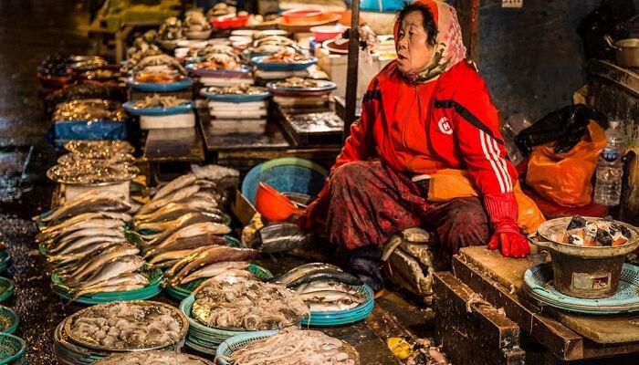 Jagalchi-Fish-Market