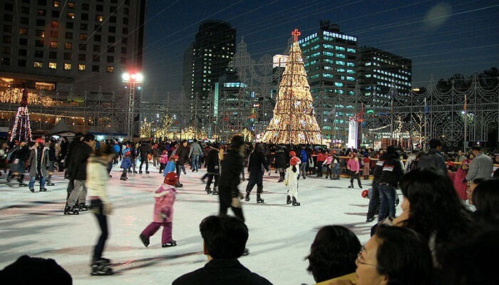seoul-ice-skating